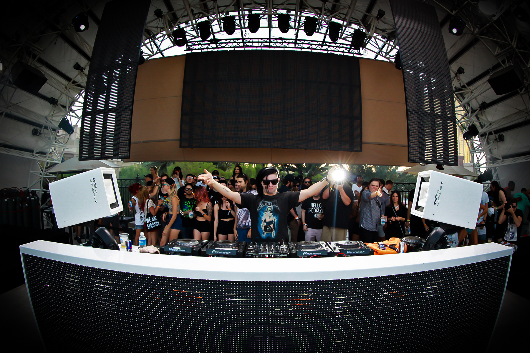 Skrillex at Daylight Las Vegas